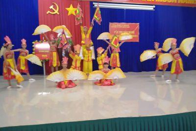 Văn nghệ chào mừng ngày Nhà Giáo Việt Nam 20/11 năm học 2019-2020